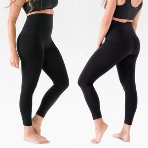 Belly Bandit Mother Tucker Compression Leggings XS